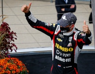 The Week In IndyCar, Oct 15, with Rinus VeeKay