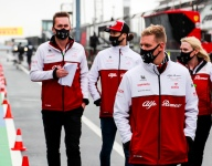 Ferrari drivers see a bright future for Schumacher