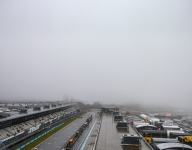 Fog cancels first Nurburgring F1 practice
