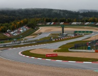 Nurburgring weather delivers Friday knockout