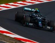 Bottas pulls out Eifel GP pole on last lap