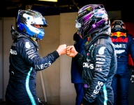 Bottas rejects talk of a turning point despite Eifel GP pole