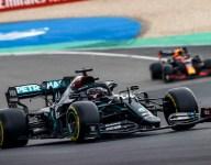 Hamilton ties F1 win record with Eifel GP victory