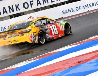 Reigning champion Kyle Busch eliminated in Round of 12