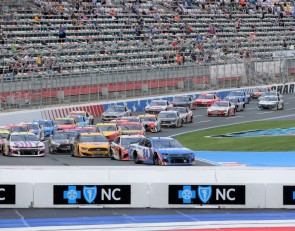 TV ratings: Charlotte, Nurburgring