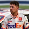 Hamlin 'just threw it in the fence' in tough outing at Kansas