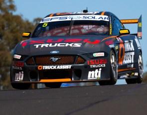 Holdsworth tops Bathurst qualifying for Ford