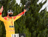 Logano, Wolfe finding their early season form in the playoffs