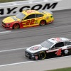 Harvick, Logano lead Texas field