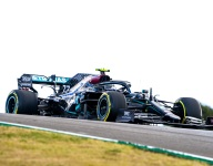 Bottas leads the way in first Portuguese GP practice