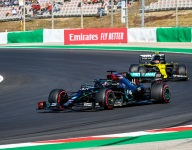 Well-timed final run wins Portuguese GP pole for Hamilton
