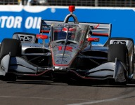 Power again the master of St. Pete's concrete jungle in qualifying