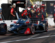 Bourdais' St Pete top four a boost for Foyt offseason