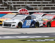 'Elbows out' for final three spots in NASCAR championship race