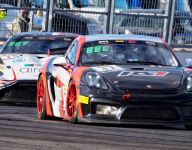 Heylen, Belluardo take hard-fought Pirelli GT4 America SprintX Race 1 win at IMS