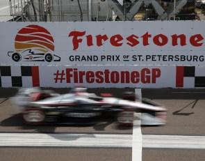 Firestone renews title sponsorship of St Petersburg GP through 2023