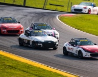 MX-5 Cup title fight headed for St. Petersburg finale