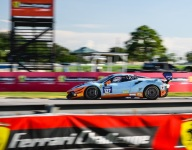 MacNeil leads the way in Ferrari Challenge qualifying at Sebring