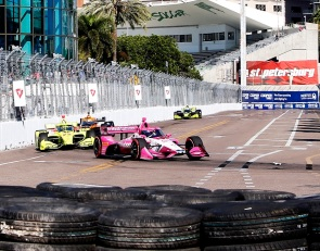 Andretti loses Leaders Circle spot in late-race chaos
