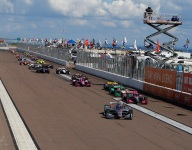 Dream start melts down late for Andretti Autosport