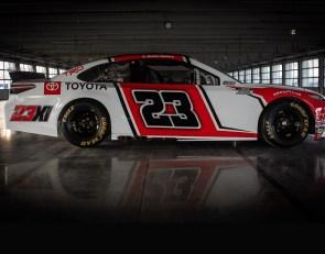 Toyota confirms 23XI Racing partnership