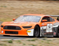 Merrill masters wet Sonoma on route to Trans Am West Coast win
