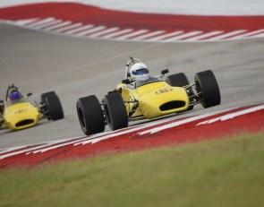 Geoff and Matt Brabham to race Brabham cars at COTA SVRA