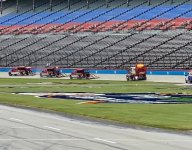 Rain pushes Texas 500 restart back another day
