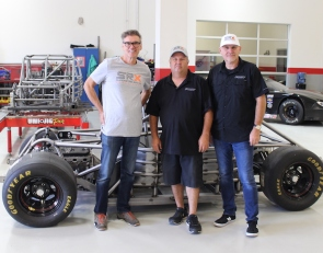 FURY to design, build SRX race cars