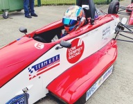 Promising performances at Silverstone for Team USA duo