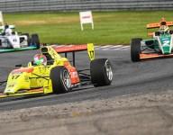 DeFrancesco dominates NJMP Indy Pro 2000 Race 1