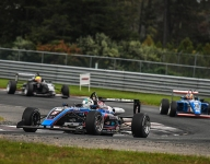 Rasmussen sweeps at NJMP to clinch USF2000 title