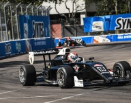 McElrea earns first Indy Pro 2000 win at St Pete