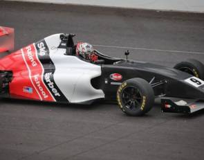 Guindi clinches Skip Barber Race Series title at IMS finale