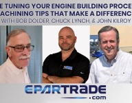 """EPARTRADE LIVE PART 1: """"Fine Tuning Your Engine Building Process"""""""