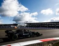 Bottas leads solo Eifel GP practice