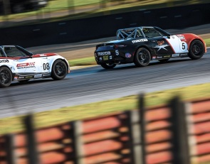 Wagner cruises to MX-5 Cup Race 2 win in New Jersey