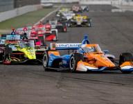 Dixon's fade, Newgarden's push take IndyCar title race to finale
