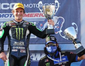 'A perfect 20 laps' spells another win for Superbike champ Beaubier