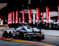 Mercedes AKKA ASP takes Spa 24 Hours pole