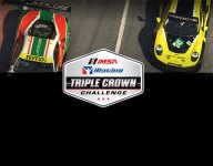 IMSA iRacing Triple Crown Challenge to launch Oct 11