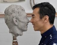 Sato checks in with Behrends for new BorgWarner portrait