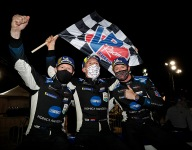 Wayne Taylor Racing takes Petit Le Mans win after late collision between leaders