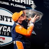 Newgarden storms to St Pete win but Dixon takes title