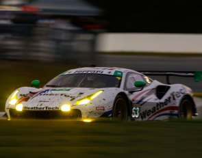 Team effort pays off for Scuderia Corsa at Petit Le Mans
