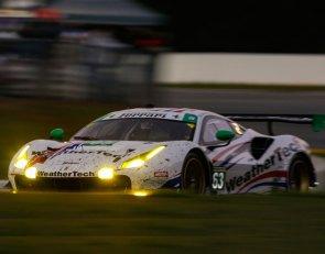 Team effort pays off for Scuderia Corsa at Petit Le Mans