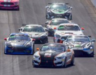 Stavely scores Pirelli GT4 America Sprint win at Indy