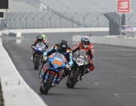 Fong and Zanetti score Superbike wins, Beaubier crowned at the Brickyard