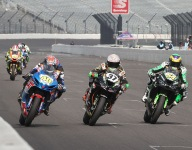 MotoAmerica support classes: Escalante takes Supersport title at Indy