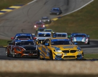 Barletta, Foley break through for Pilot Challenge win at Road Atlanta